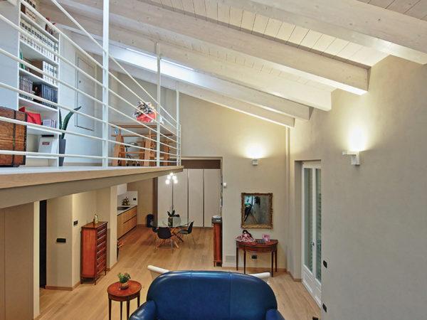 ristrutturazione casa soffitto