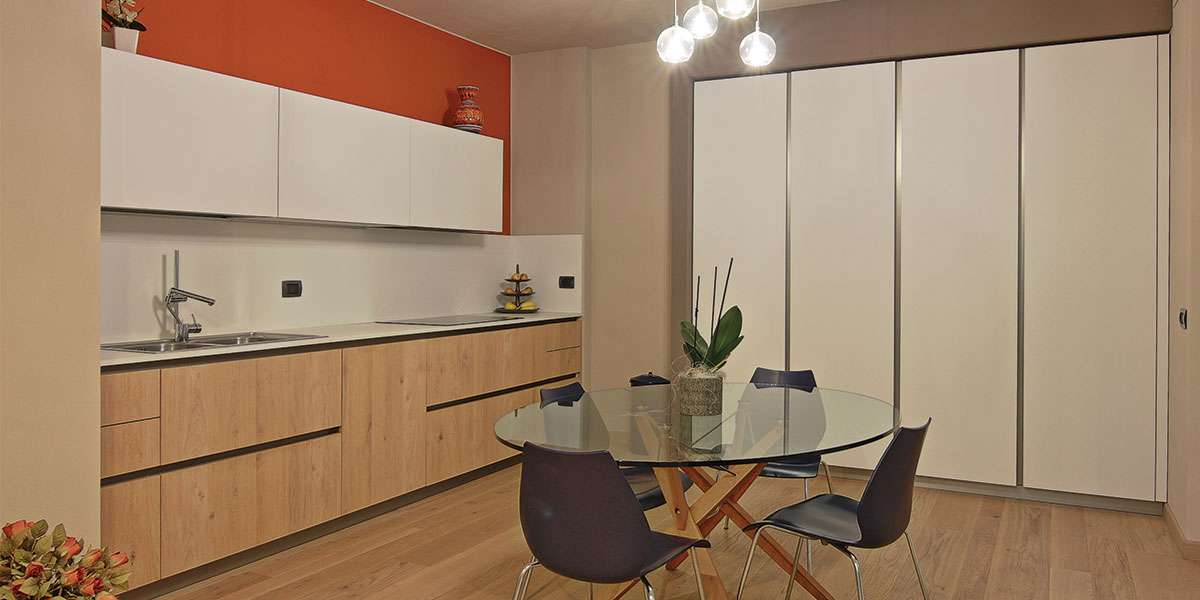 ristrutturazione energetica cucina
