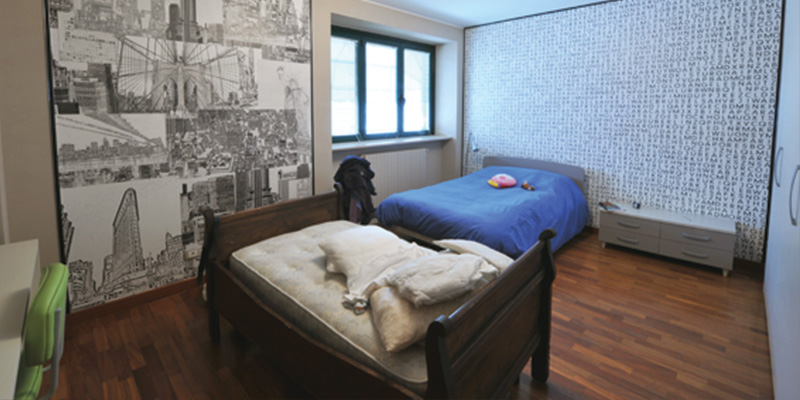 stanza da letto feng shui