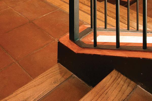 restauro scale gradini legno roero