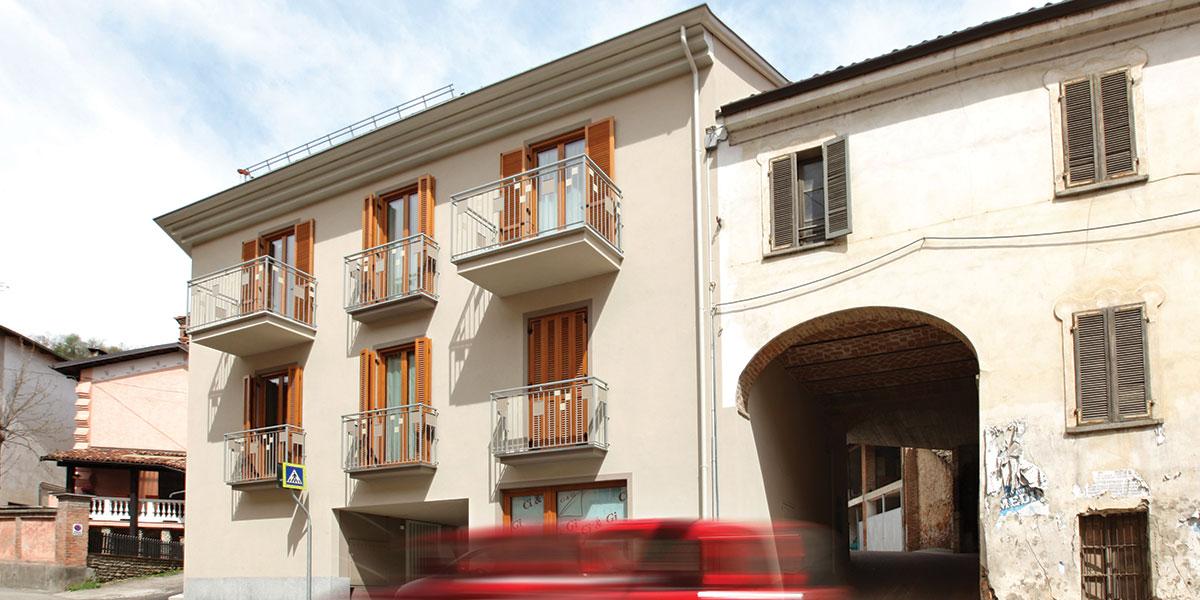 ristrutturazione casaclima condominio