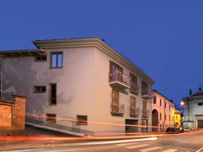 ristrutturazione condominio casaclima esterno